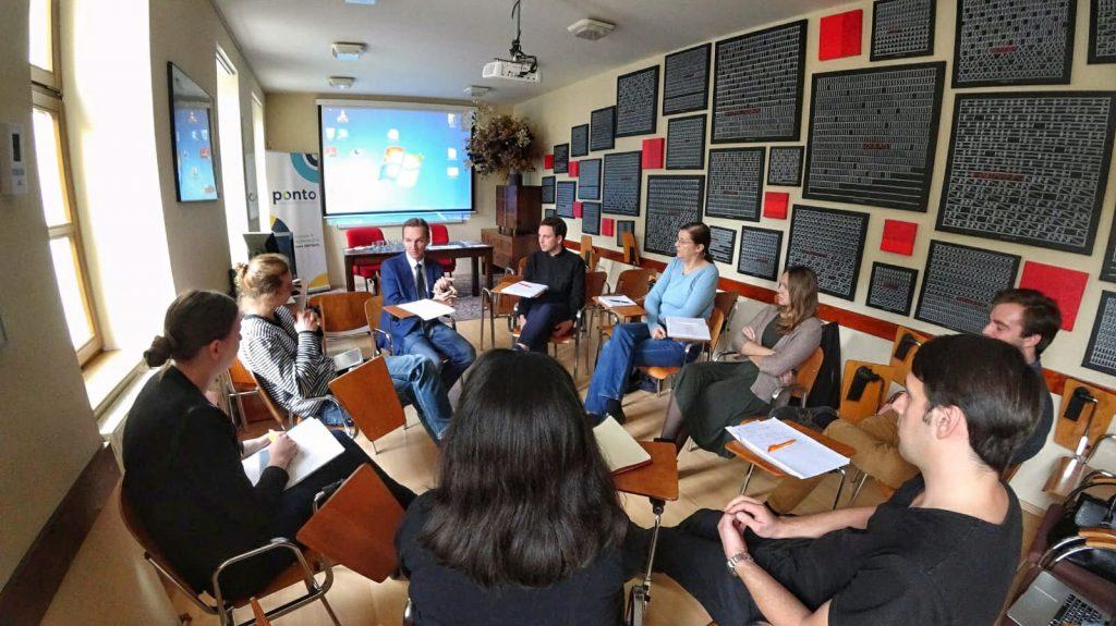 Democratic Challenges in Slovakia – Ponto Excursion to Bratislava